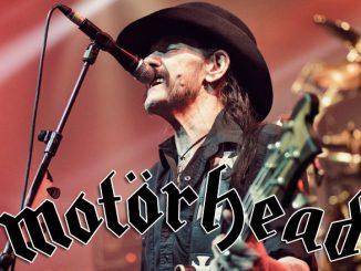 Motorhead - Lemmy Kilmister