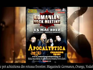 Romanian Rock Meeting 2012 / Apocalyptica, White Walls, Changing Skins