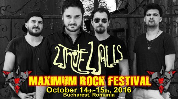 17 White Walls Maximum Rock Festival