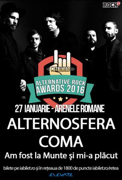 Alternative Rock Awards 2016