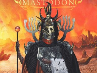 Mastodon Emperor Of Sand cover