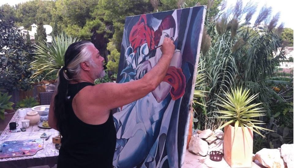 Nicu Covaci artist