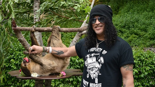 Slash la zoo