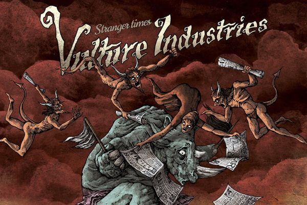 Vulture Industries albumaug