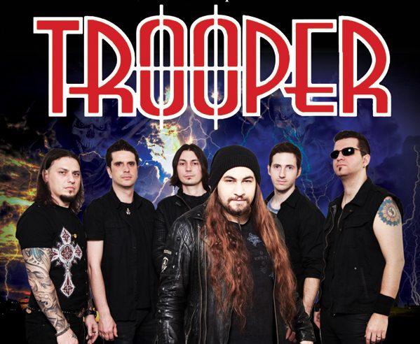 Trooper Tribute Maiden
