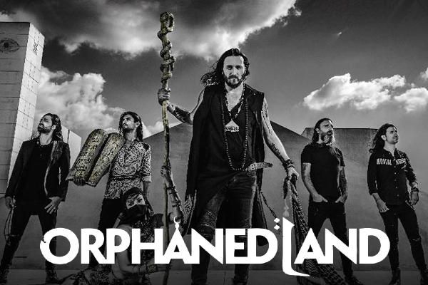 Orphaned Land 2018