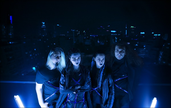Between Colors – Simulacrum – Official Photoshoot – Group Shot 1 QQ