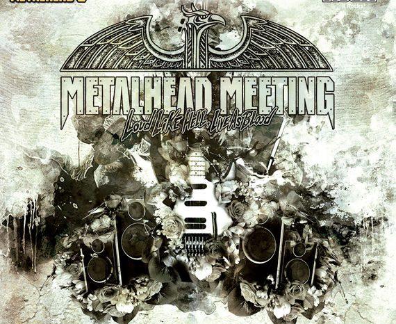 Afiș Metalhead Meeting confirmare Sonata Arctica