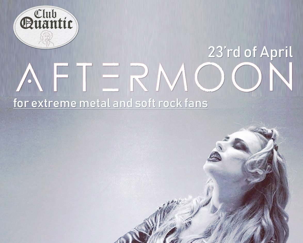 Afis Aftermoon