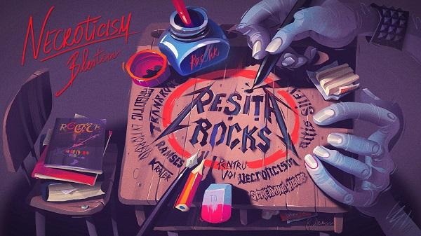 Artwork Resita Rocks Blestem