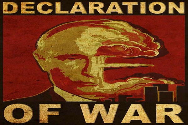 Crimena Declaration Of War