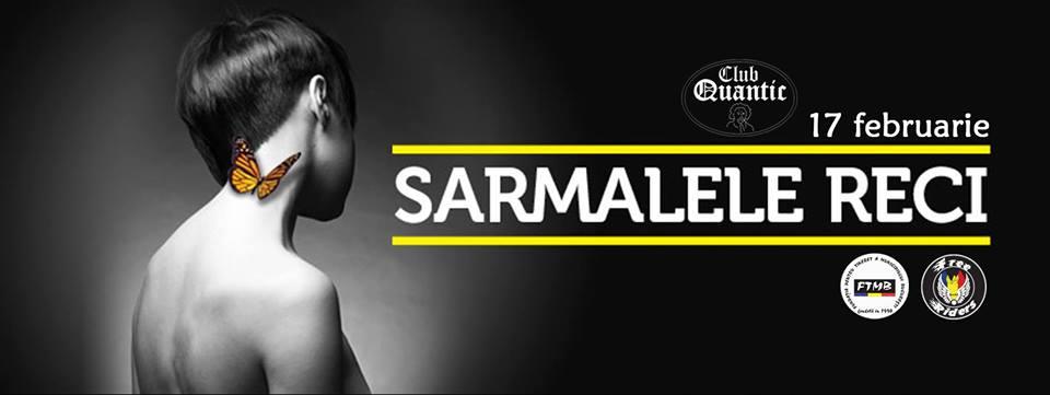 Sarmalele Reci cover fb