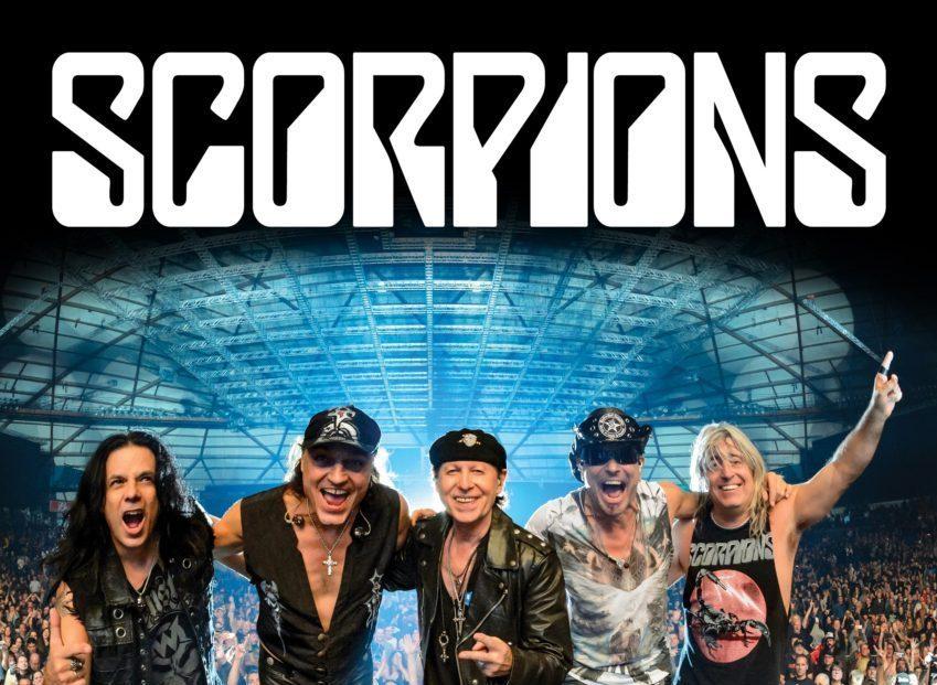 Afis Scorpions 2018