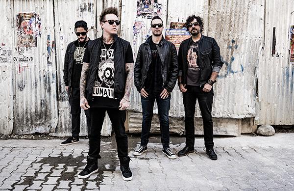 Papa Roach 2018