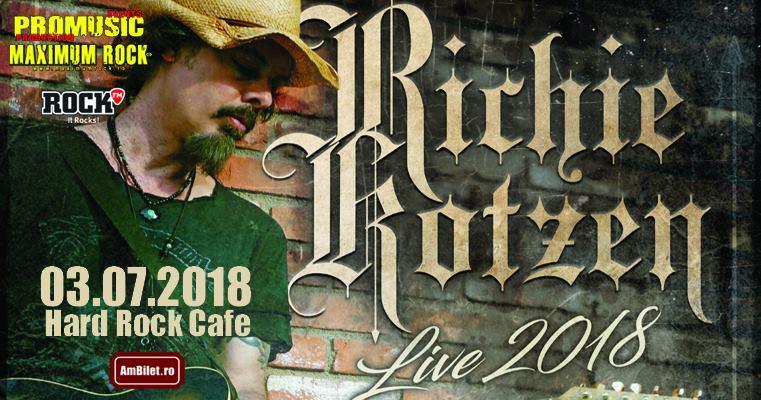 Richie Kotzen cover