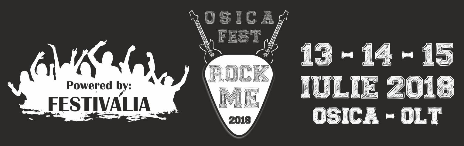 Osica Fest 2.Header negru