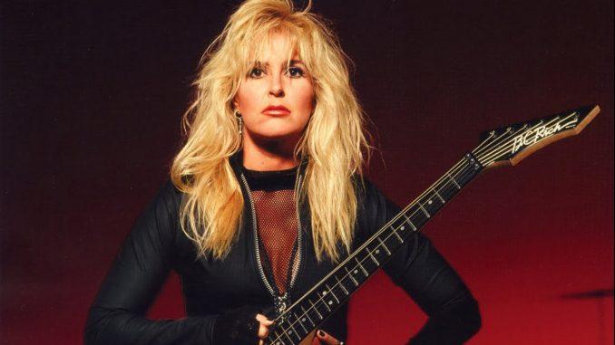 lita ford femeie rock