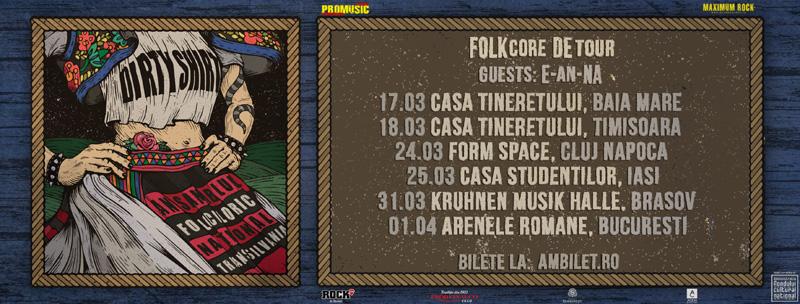 Dirty Shirt-Folkore De Tour