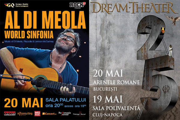 Al Di Meola – Dream Theater