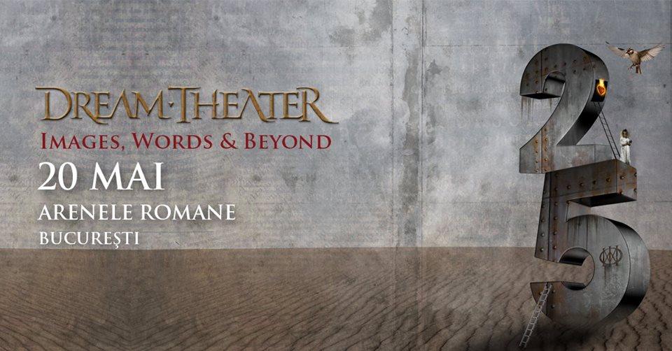 Dream Theater Bucuresti