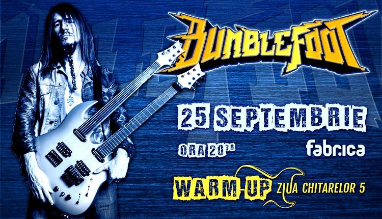 Bumblefoot event
