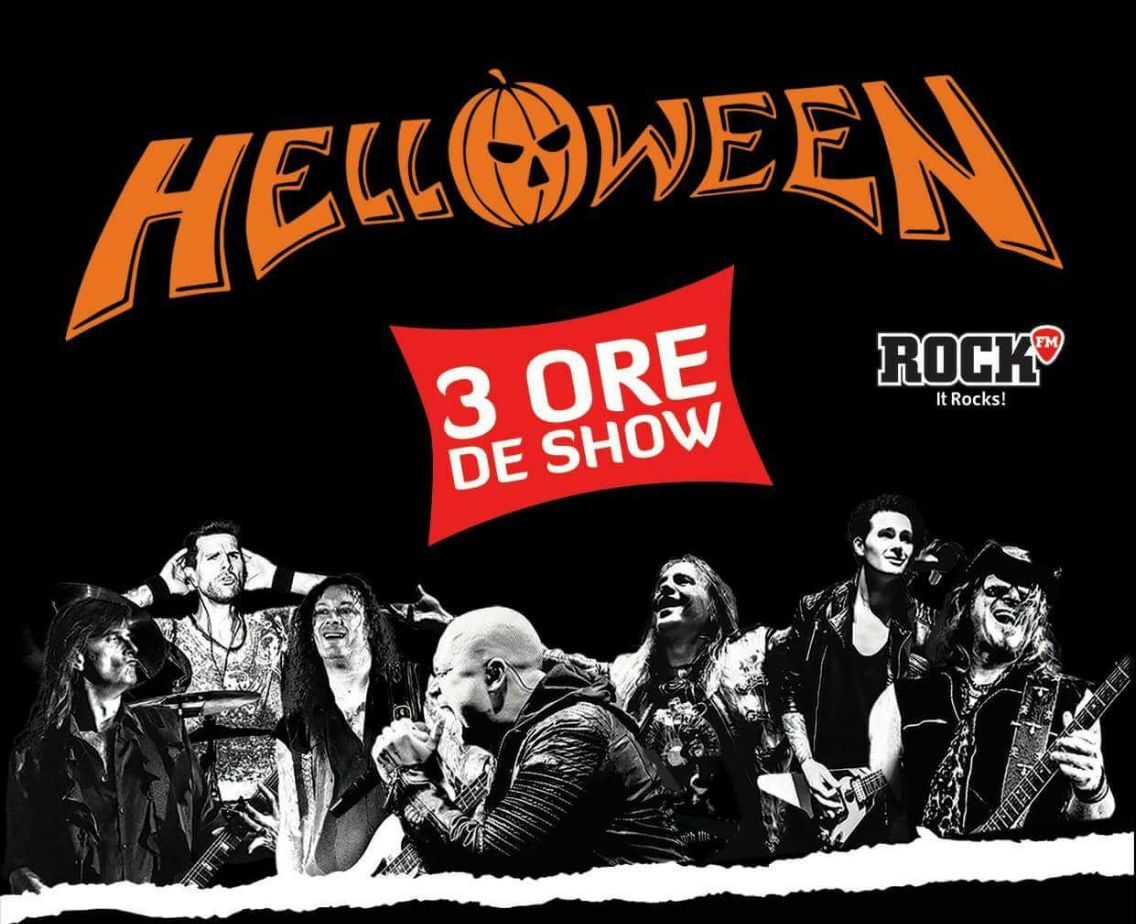 Afis Helloween decembrie 2017