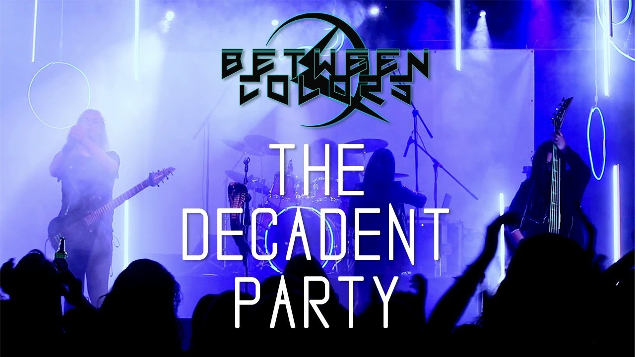 """Between Colors a lansat un nou videoclip pentru """"The Decadent Party"""""""
