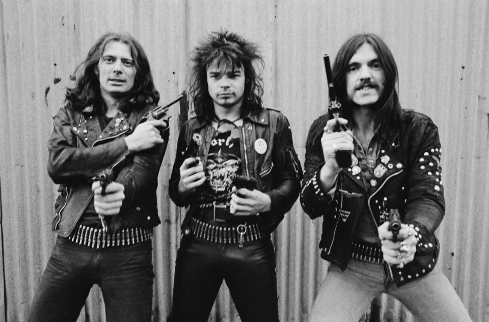 Motörhead1980