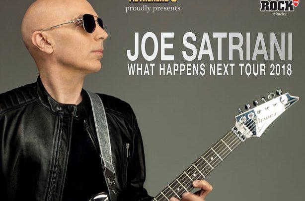 Afis Joe Satriani
