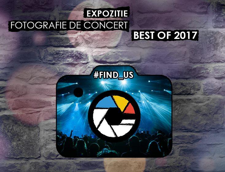 Afis Expozitie Find Us 2018-BV
