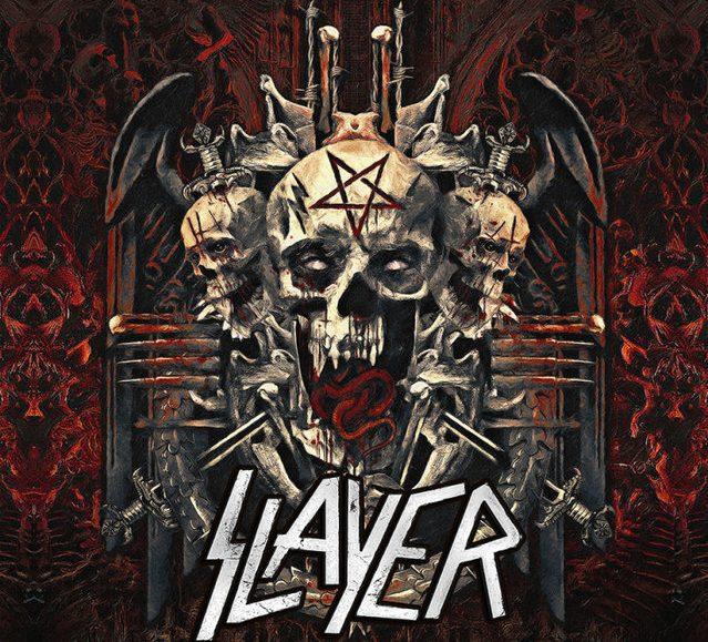 Afis Slayer turneu