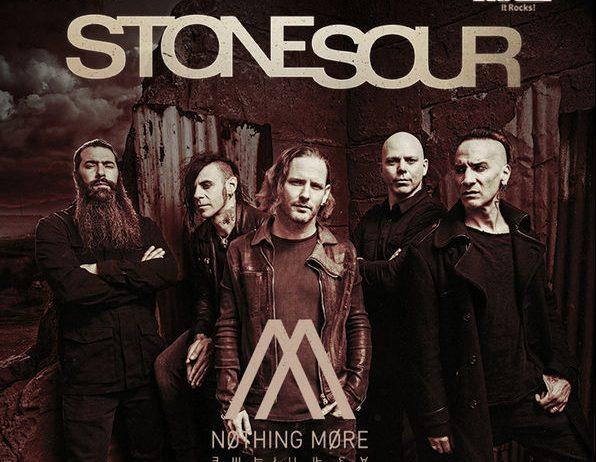 Afis Stone Sour