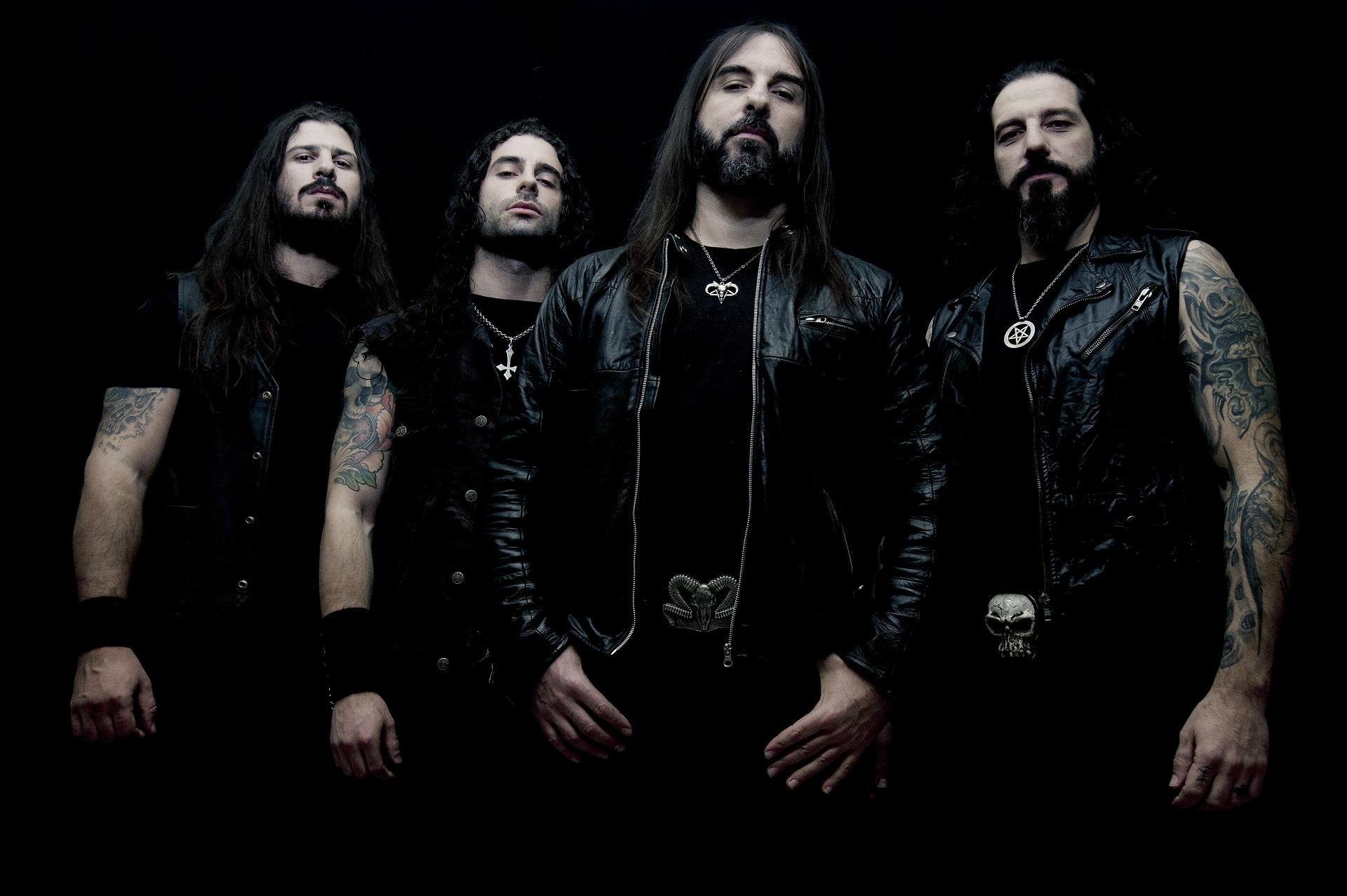 Rotting Christ Official Band Photo