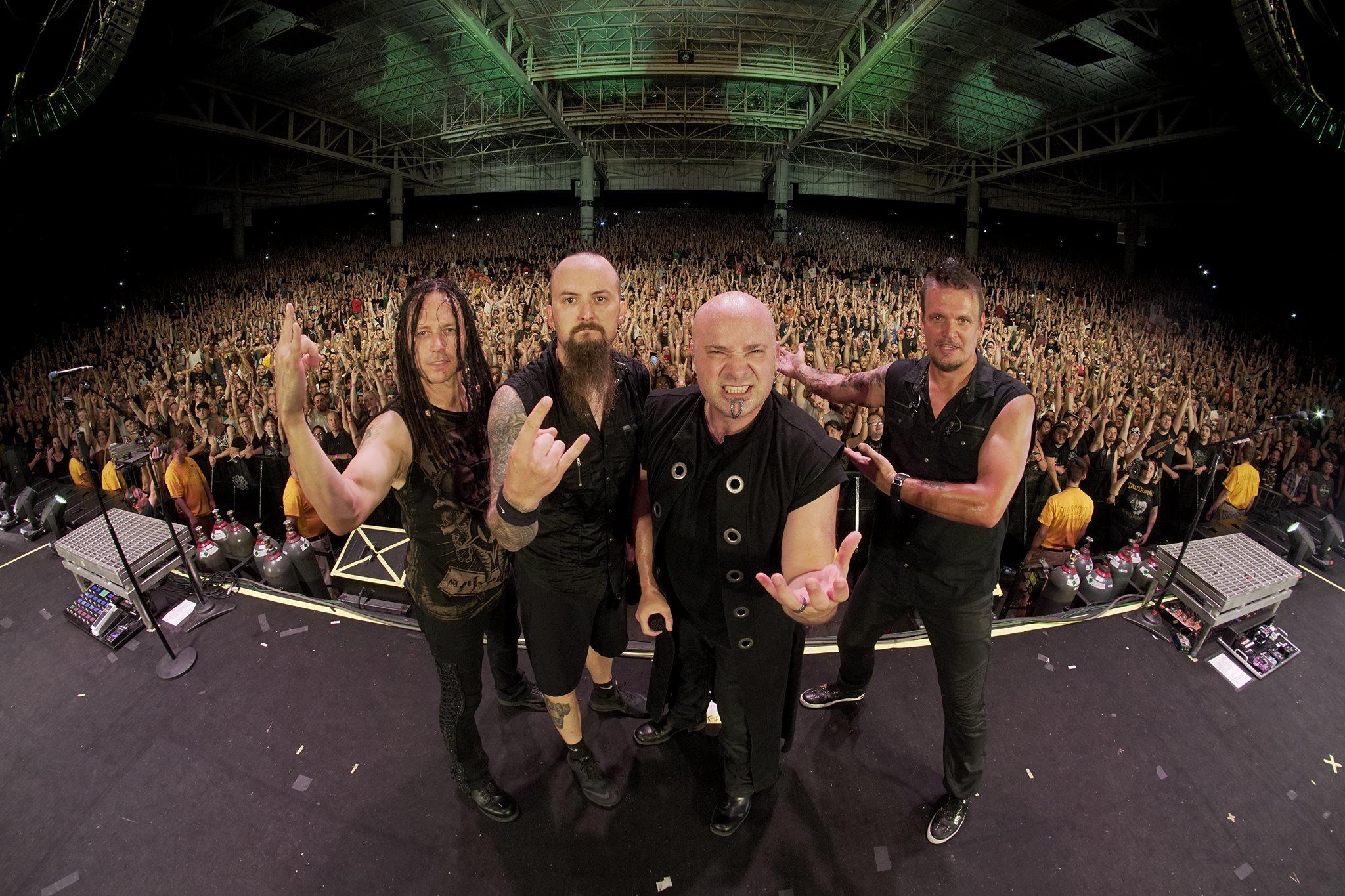 Disturbed Band Photo
