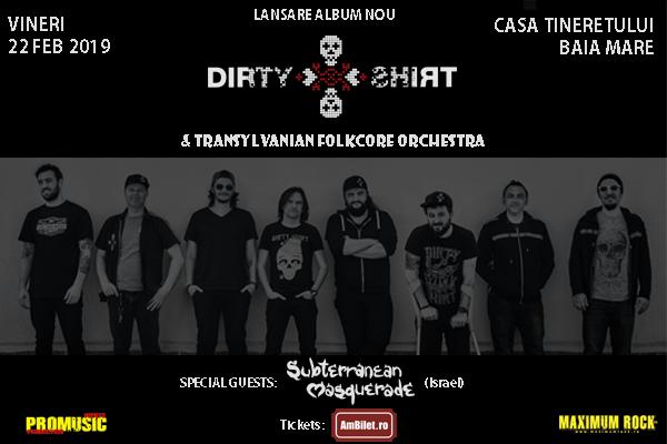 Dirty Shirt Baia Mare600X400