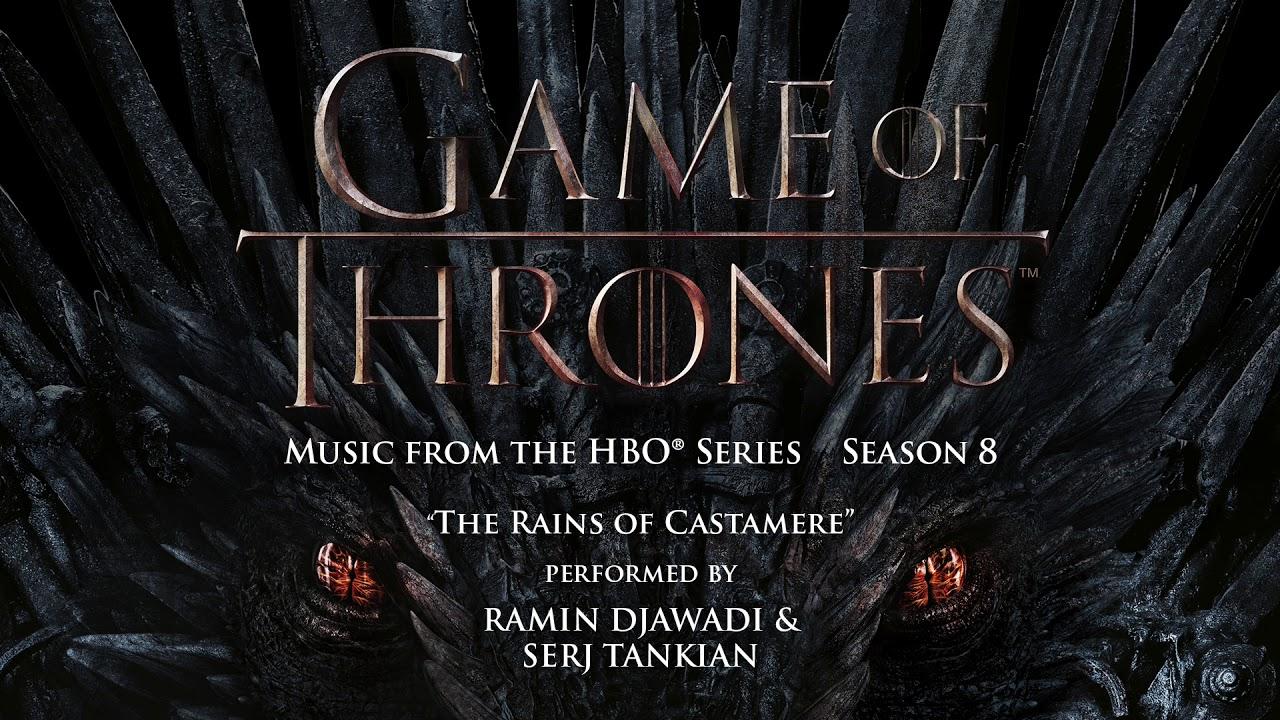 """Ascultă-l pe Serj Tankian cântând """"The Rains of Castamere"""""""