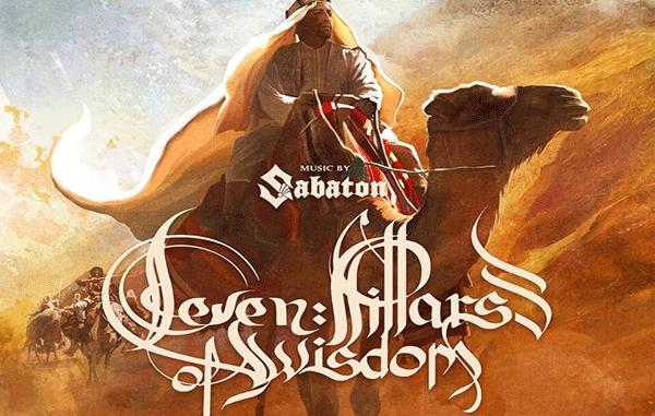 Sabaton - Seven Pillars Of Wisdom