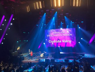 Codruța Vulcu - European Festival Awards
