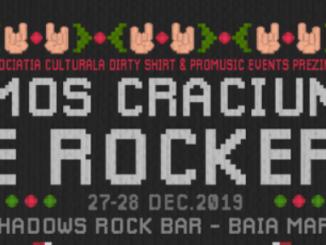 Moș Crăciun e Rocker