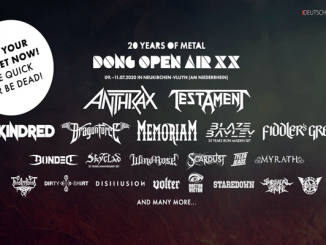 Dong Open Air Festival 2020