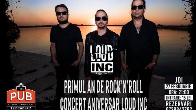 Loud Inc.