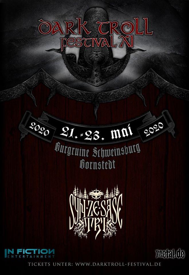Dark Troll Festival 2020 (Germania)