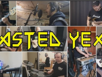 Wasted Year - Iron Maiden cover