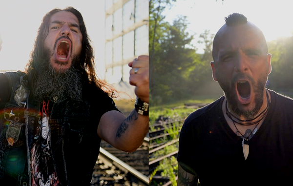Robb Flynn (Machine Head) - Jesse Leach (Killswitch Engage)